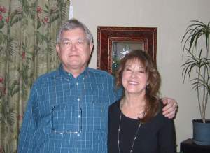 Dave and Sue Christmas
