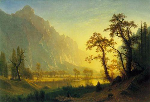 bierstadt_sunrise