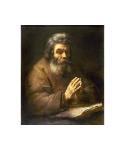 Old Man Praying –Rembrandt