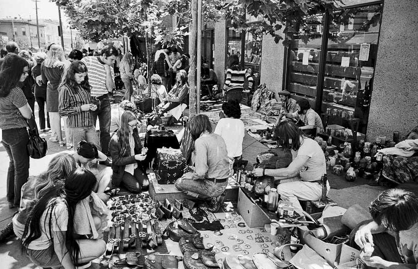 Berkeley in 70s